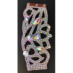 Bracelet stoned cuff