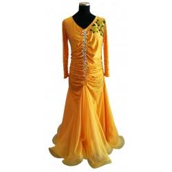 Yellow sleeved Ballroom
