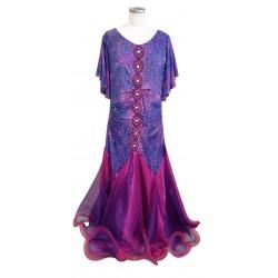 Purple 2 tone Ballroom