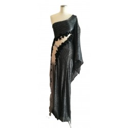 Black & Silver 1 sleeve