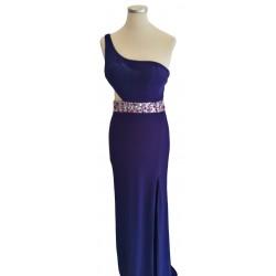 Purple 1 shoulder