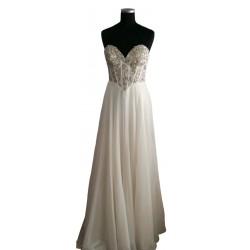 White boned corsette